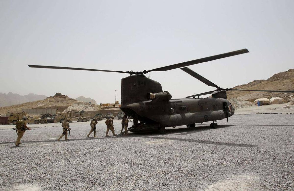 House Panel To Investigate 2011 Chopper Crash In Afghanistan