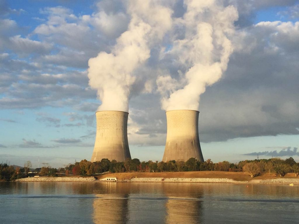 Mini-Nuclear Plants May Be Next Frontier For America's Power Supply