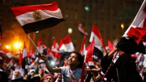 Suspension Of Aid To Egypt Adds Confusion Over Obama's Policy