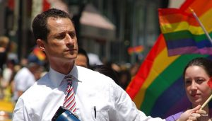 Anthony Weiner, A Sore Loser