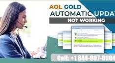 aol gold update