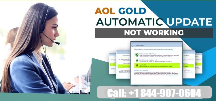 aol gold update