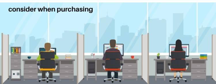 consider when purchasing