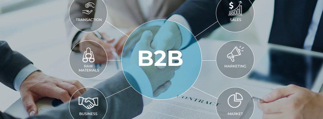 b2b sales manegment